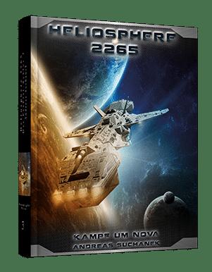 Heliosphere 2265 - Der Fraktal-Zyklus 3: Kampf um NOVA von Andreas Suchanek