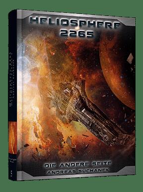 Heliosphere 2265 - Der Helix-Zyklus 1: Die andere Seite von Andreas Suchanek