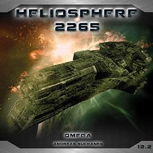 Heliosphere 2265 - Band 12: Omega - Der Jahrhundertplan von Andreas Suchanek