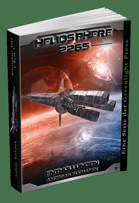 Heliosphere 2265 - Band 3: Enthüllungen von Andreas Suchanek
