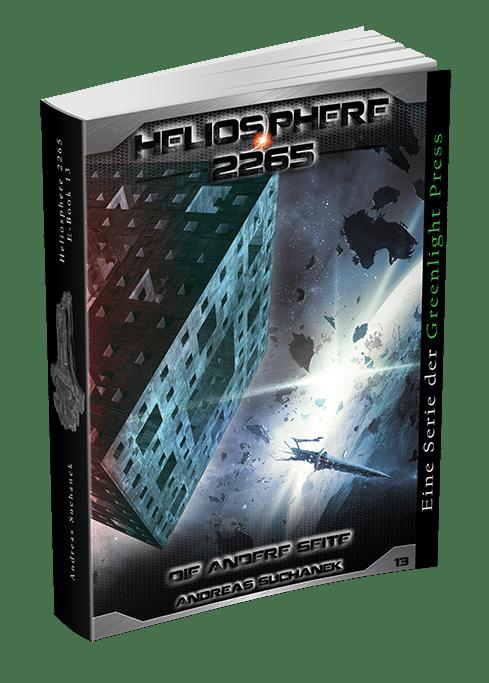 Heliosphere 2265 - Band 13: Die andere Seite von Andreas Suchanek