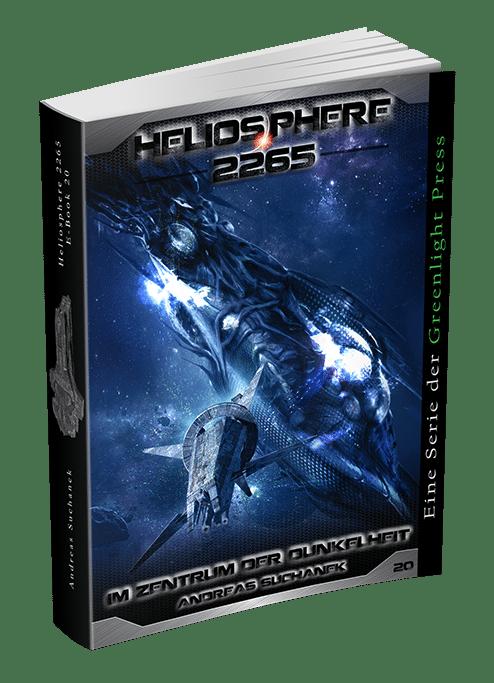 Heliosphere 2265 - Band 20: Im Zentrum der Dunkelheit von Andreas Suchanek