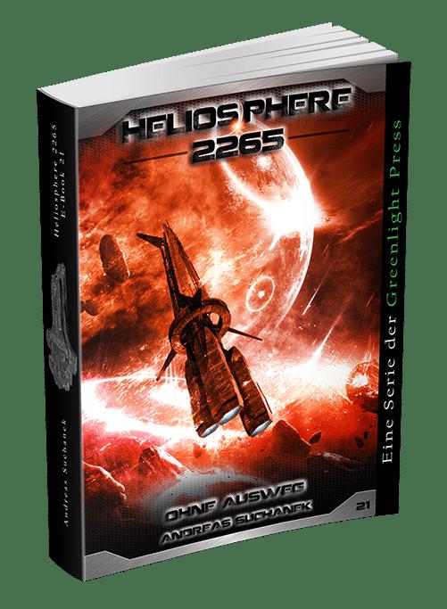 Heliosphere 2265 - Band 21: Ohne Ausweg von Andreas Suchanek