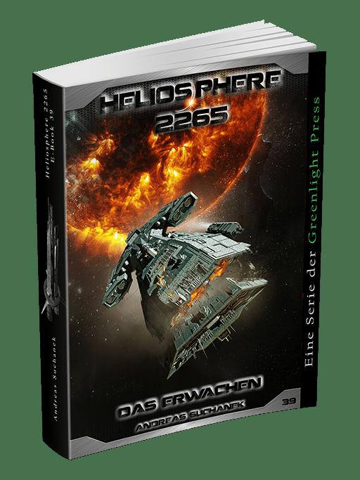 Heliosphere 2265 - Band 39: Das Erwachen von Andreas Suchanek