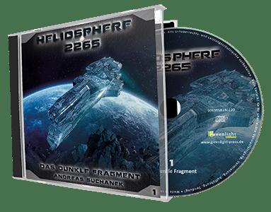 Heliosphere 2265 - Folge 1: Das dunkle Fragment von Andreas Suchanek