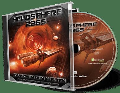 Heliosphere 2265 - Band 2: Zwischen den Welten von Andreas Suchanek
