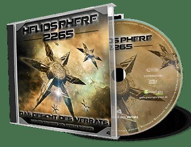 Heliosphere 2265 - Band 4: Das Gesicht des Verrats von Andreas Suchanek