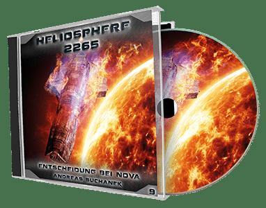 Heliosphere 2265 - Band 9: Entscheidung bei NOVA von Andreas Suchanek