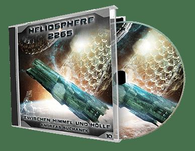 Heliosphere 2265 - Band 10: Zwischen Himmel und Hölle von Andreas Suchanek
