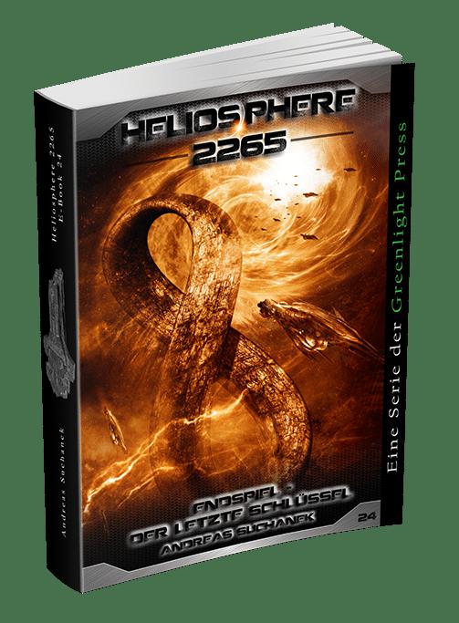 Heliosphere 2265 - Band 24: Endspiel - Der letzte Schlüssel von Andreas Suchanek