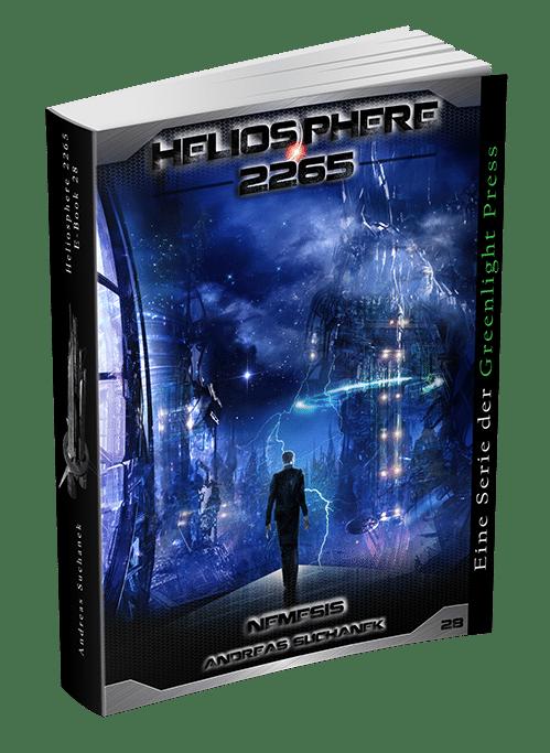 Heliosphere 2265 - Band 28: Nemesis von Andreas Suchanek