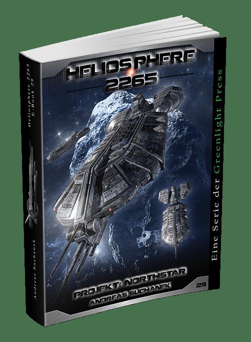 Heliosphere 2265 - Band 29: Projekt NORTHSTAR von Andreas Suchanek