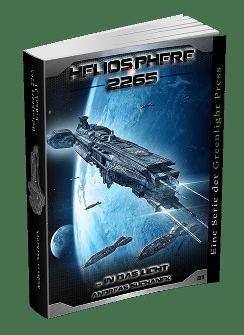 Heliosphere 2265 - Band 31: ... in das Licht von Andreas Suchanek