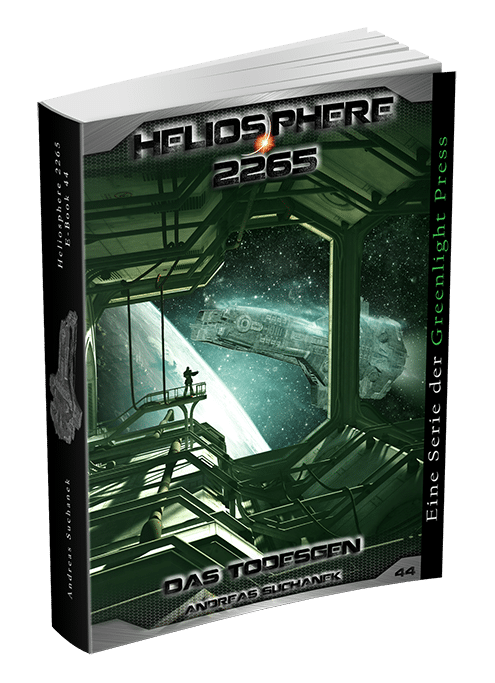 Heliosphere 2265 - Band 44: Das Todesgen von Andreas Suchanek