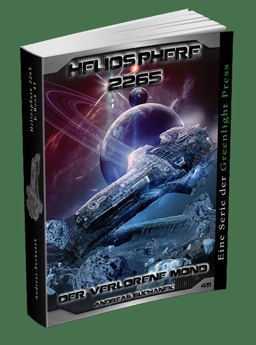 Heliosphere 2265 - Band 45: Der verlorene Mond von Andreas Suchanek