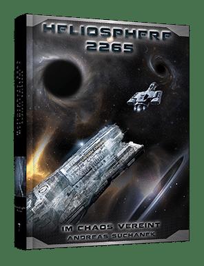 Heliosphere 2265 - Der Helix-Zyklus 3 - Im Chaos vereint