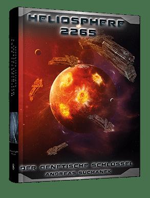 Heliosphere 2265 - Der Helix-Zyklus 4 - Der genetische Schlüssel von Andreas Suchanek