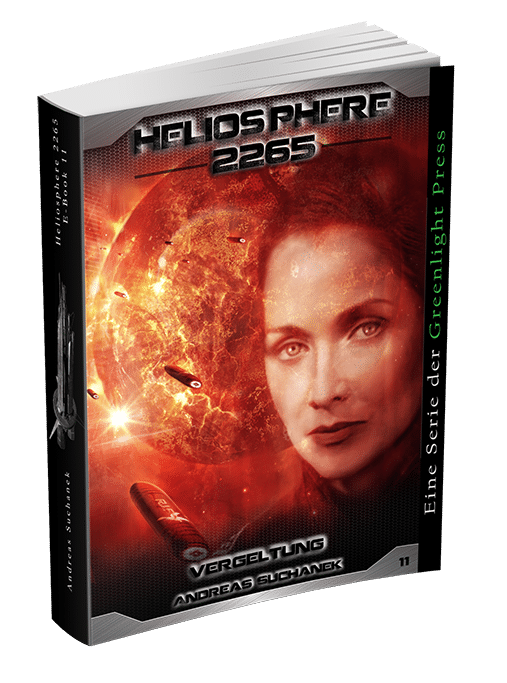 Heliosphere 2265 - Band 11: Vergeltung von Andreas Suchanek