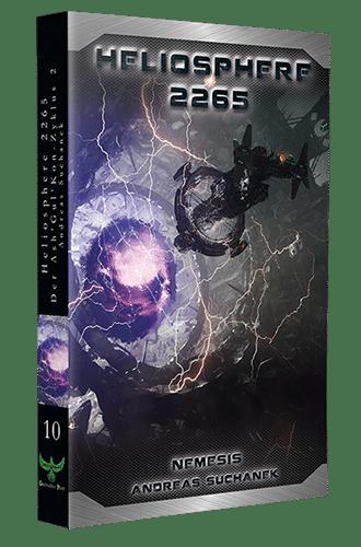 Heliosphere 2265 - Der Ash'Gul'Kon-Zyklus 2 - Nemesis von Andreas Suchanek