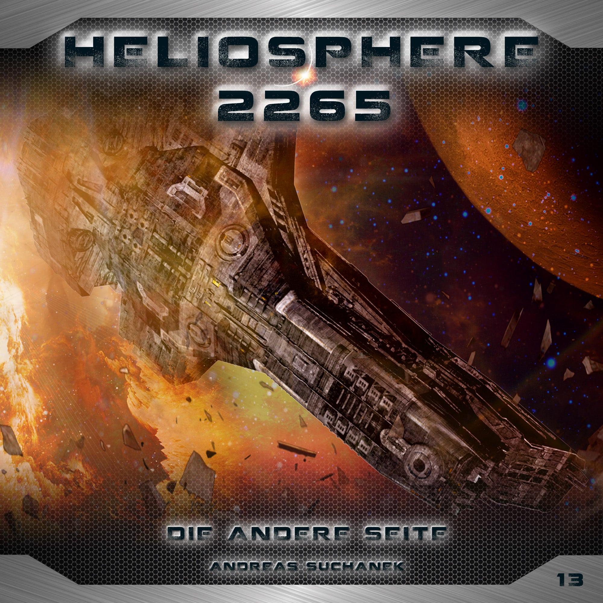 Heliosphere 2265 - Folge 13: Die andere Seite von Andreas Suchanek