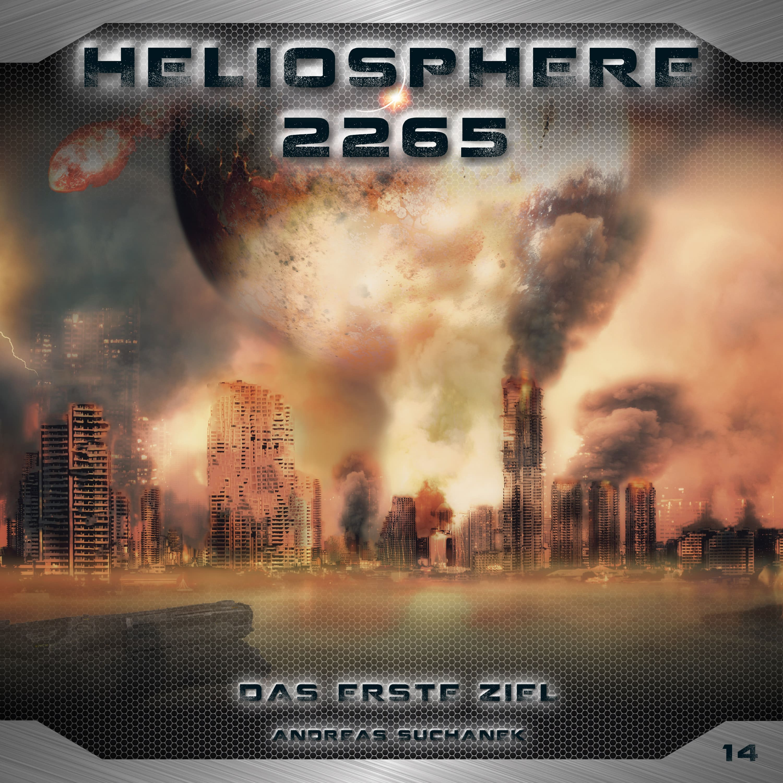 Heliosphere 2265 - Folge 14: Das erste Ziel von Andreas Suchanek